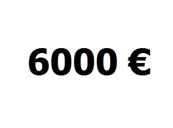 lainaa 6000 euroa