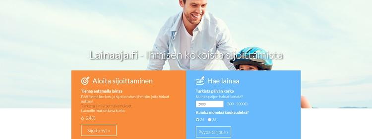 Lainaaja.fi - Vertaislainaa netistä!