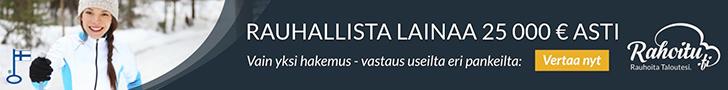 Rahoitu.fi - Lainaa 500 - 25.000 euroa.