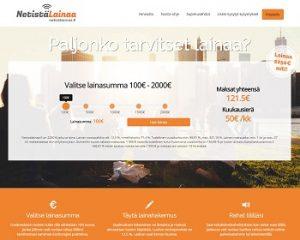 Netistälainaa.fi palvelussa on maksuton lainahakemus!