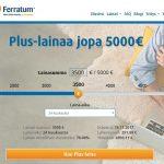 Ferratum Plus-laina