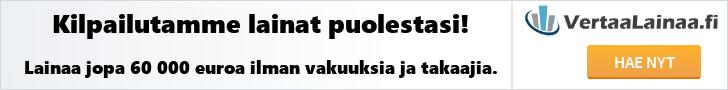VertaaLainaa.fi - Lainaa jopa 60.000 €