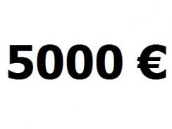 Lainaa 5000 euroa