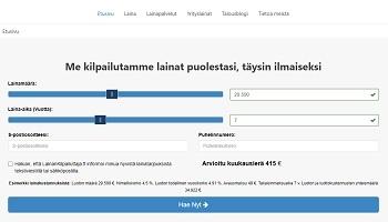 LainanKilpailuttaja.fi
